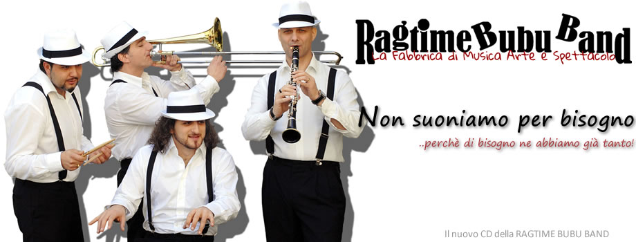 Ragtime Bubu Band
